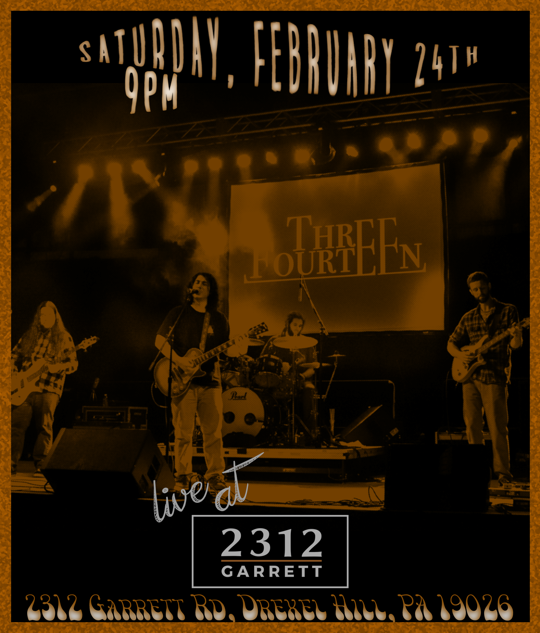 Three Fourteen in Drexel Hill on 02/24/18