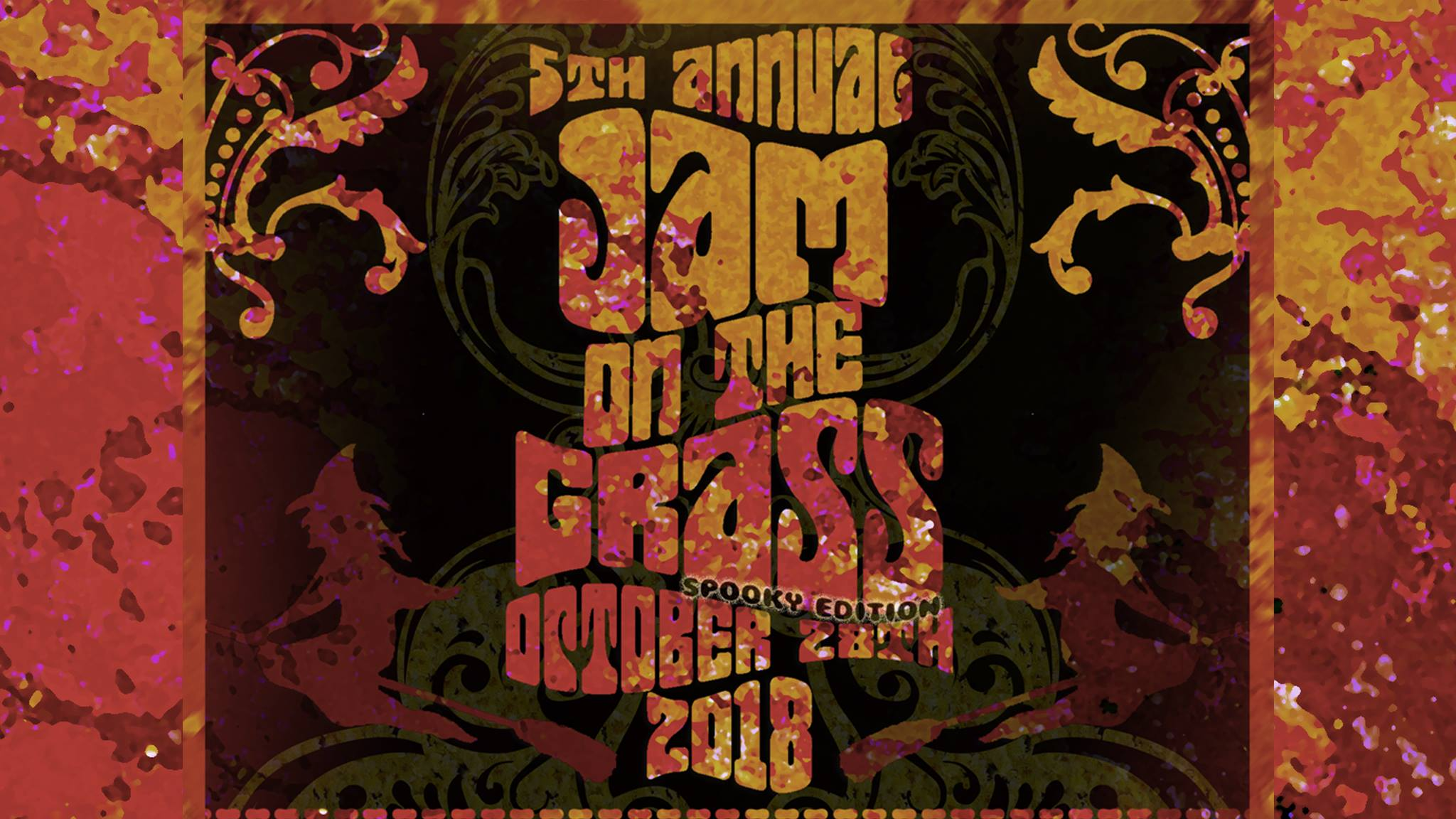 5th Annual Jam On The Grass Festival: Spooky Edition