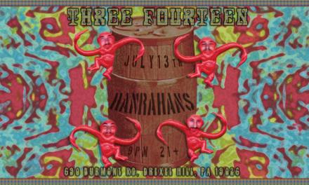 Three Fourteen in Drexel Hill on 07/13/19