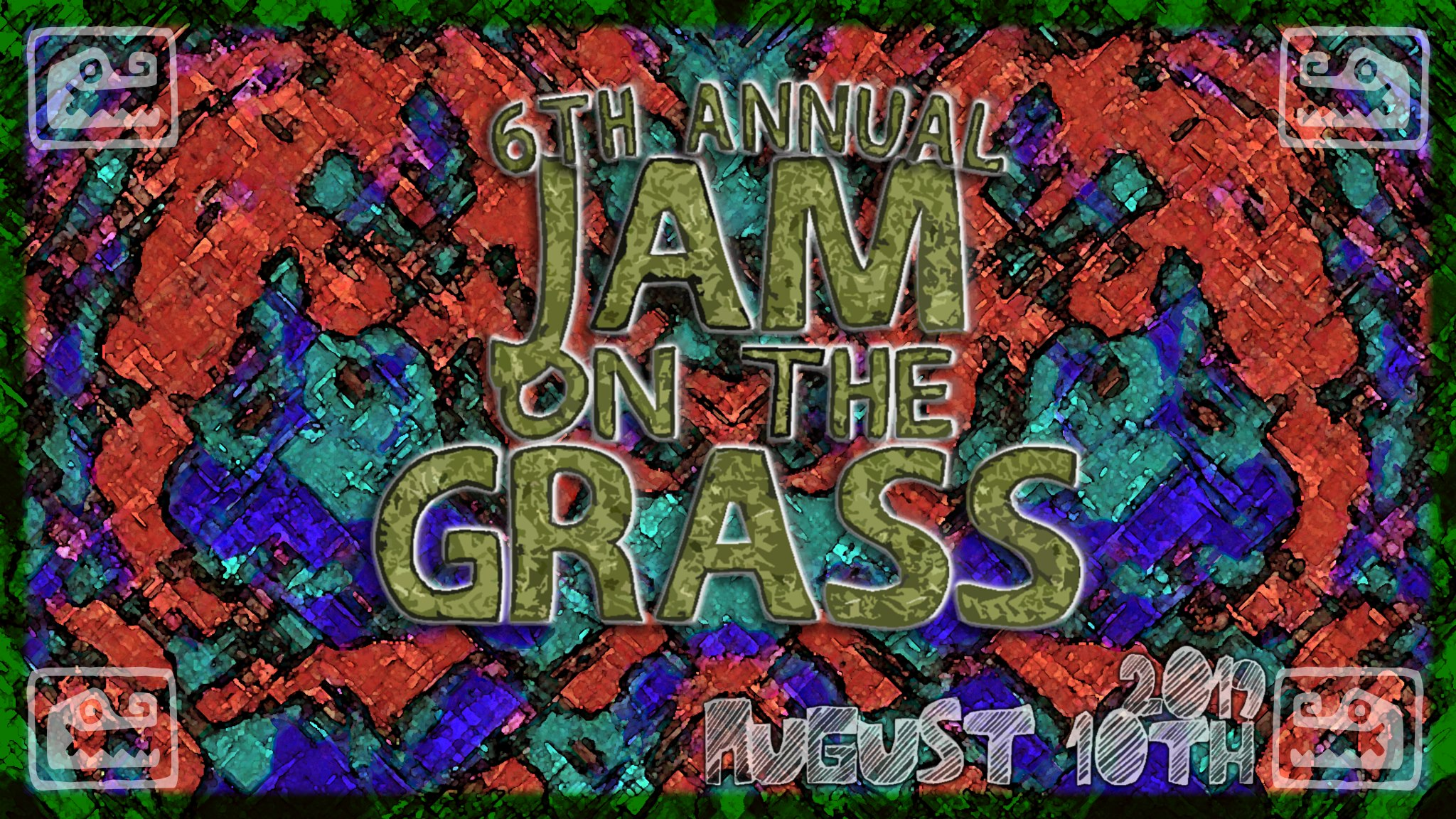 6th Annual Jam On The Grass 8/10/19