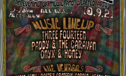Three Fourteen @ The Garden Get Down on 10/09/21